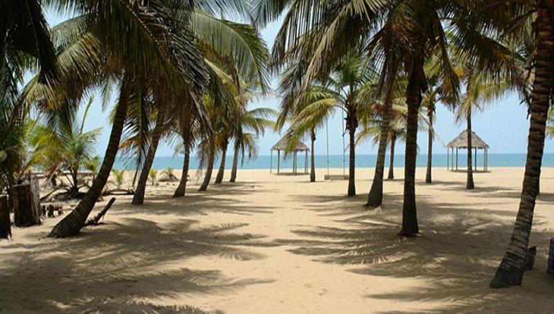 Coconut beach badagry