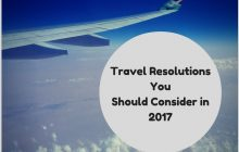 Travel Resolutions