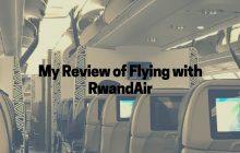 Rwandair reviews