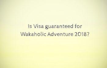 wakaholic adventure 2018