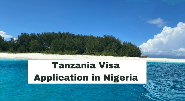 Tanzania visa in Nigeria