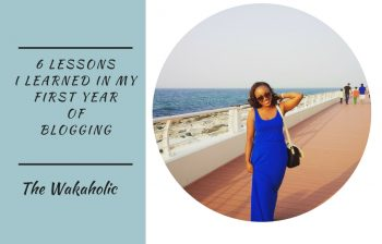 first year of blogging