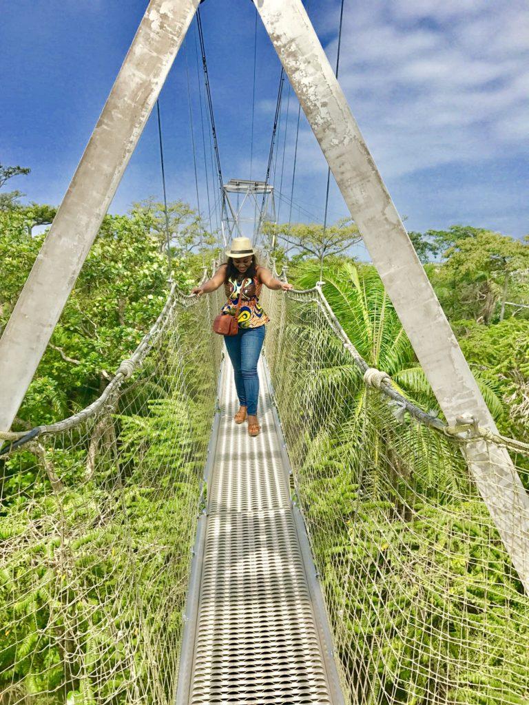 Longest Canopy Walk Way in Africa