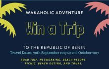 win a trip