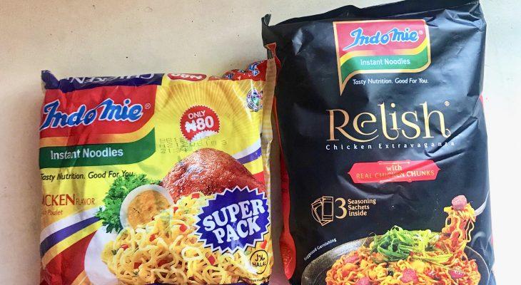 Indomie Relish