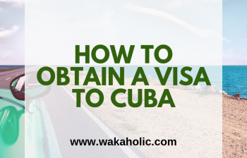 How to obtain a visa to cuba