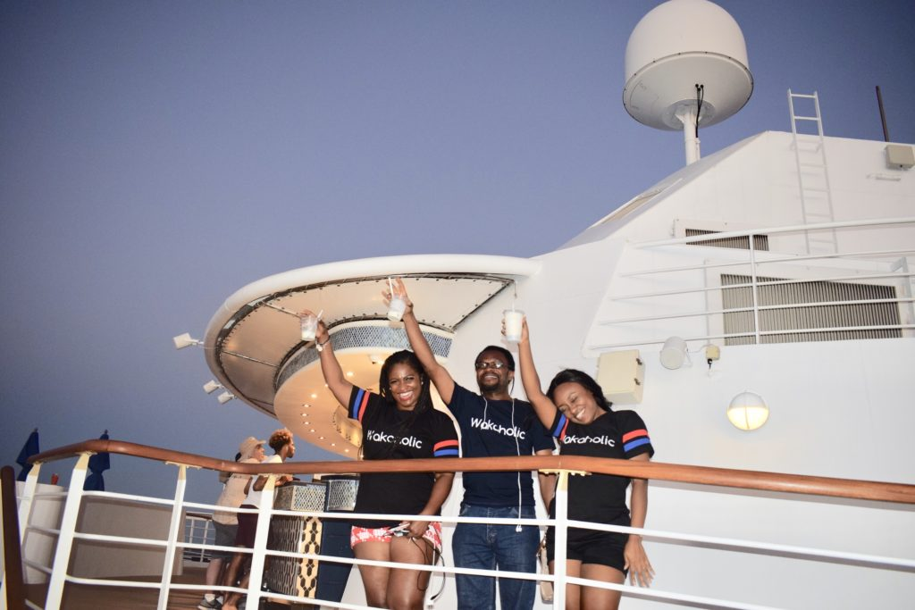 Cruise Experience